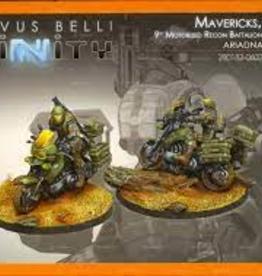 Corvus Belli Mavericks, 9th Motorized Recon Battalion