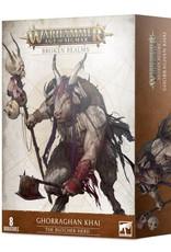 Games Workshop Age of Sigmar Broken Realms: The Butcher-Herd