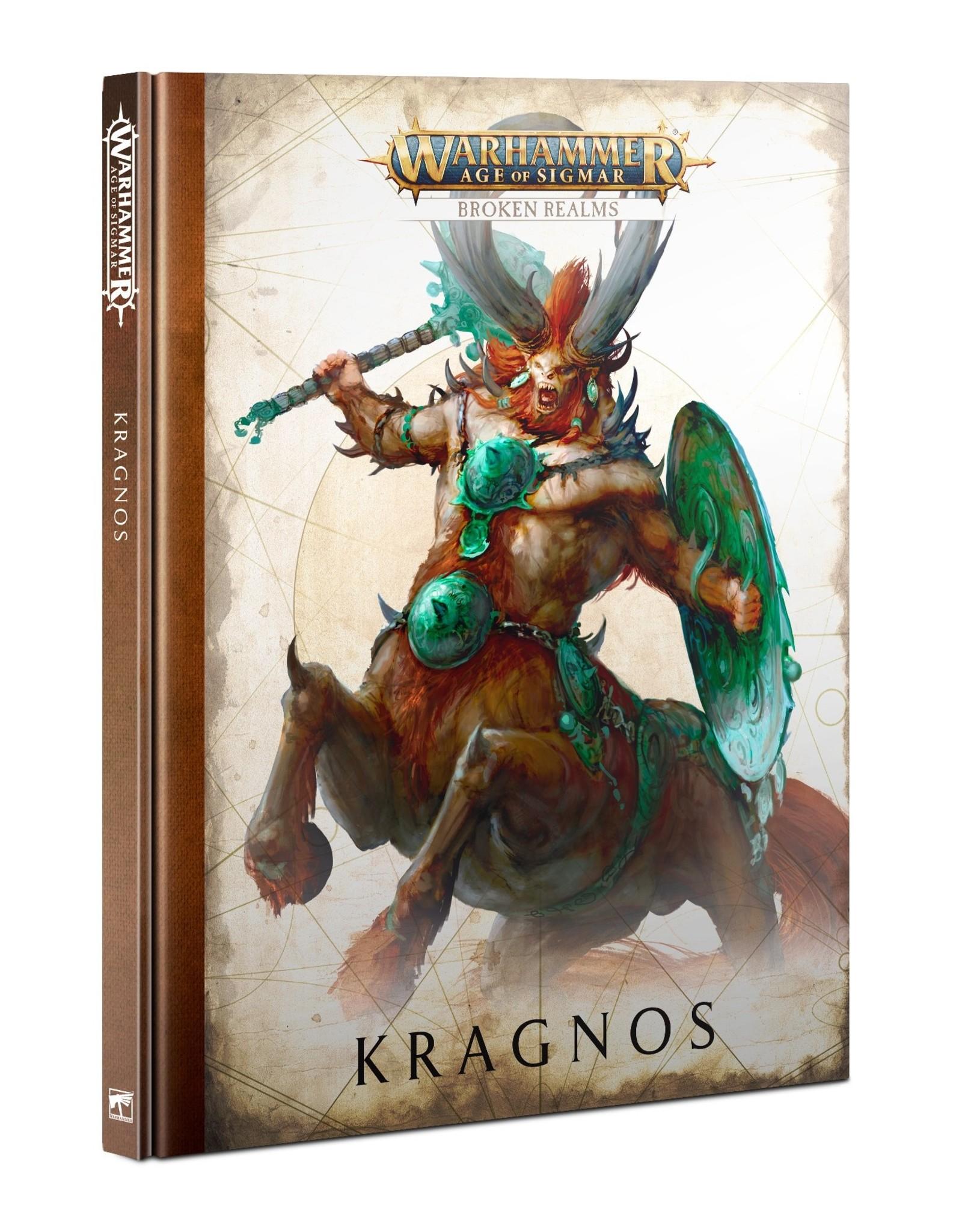 Games Workshop Age of Sigmar Broken Realms: Kragnos (EN)