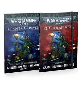 Games Workshop Warhammer 40.000: Grand Tournament 2021 MKII