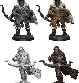 Wizkids D&D Nolzur's Marvelous Miniatures Firbolg Ranger Male