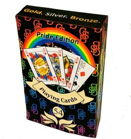 GSB Playing Cards GSB Gender- en Rasneutrale Speelkaarten Pride Edition