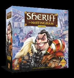 Cool Mini or Not Sheriff of Nottingham 2e Editie (NL)