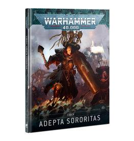 Games Workshop Codex: Adepta Sororitas (EN)