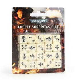 Games Workshop Adepta Sororitas Dice Set