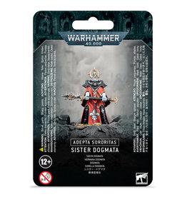 Games Workshop Adepta Sororitas Sister Dogmata