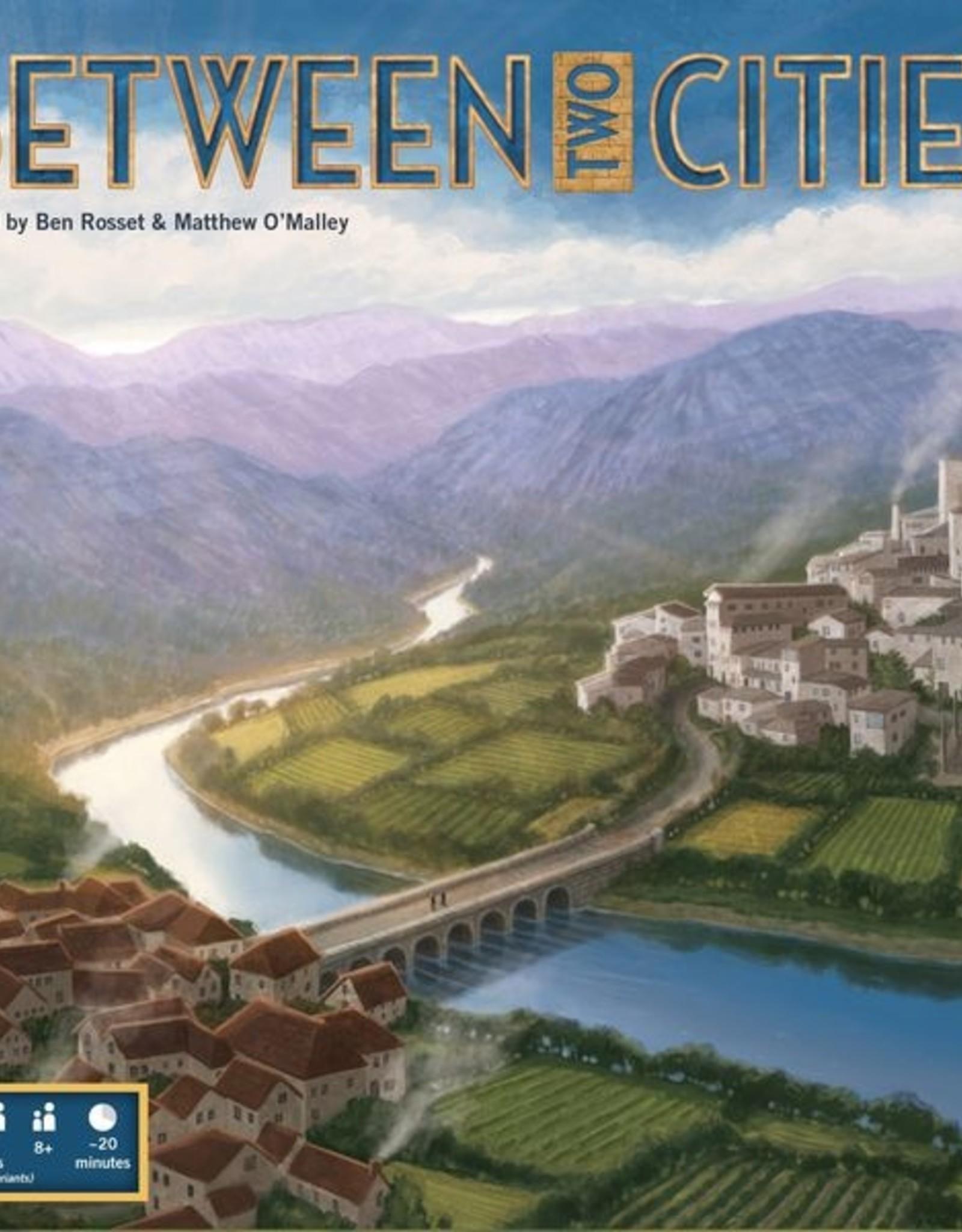 Stonemaier Games Between two Cities (EN)