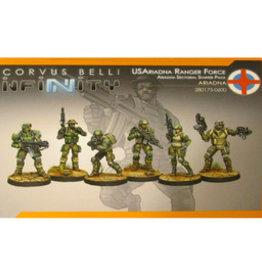 Corvus Belli USariadna Ranger Force (Sectorial Starter Set)