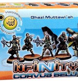 Corvus Belli Haqqislam Ghazi Muttawi'ah