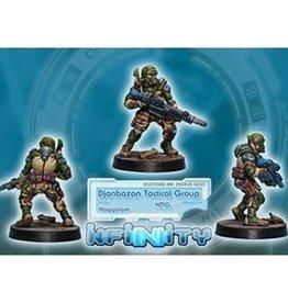 Corvus Belli Haqqislam Djanbazan Tactical Group (HMG)