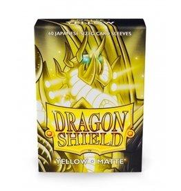 Dragonshield Dragonshield 60 box Japanese Yellow Matte