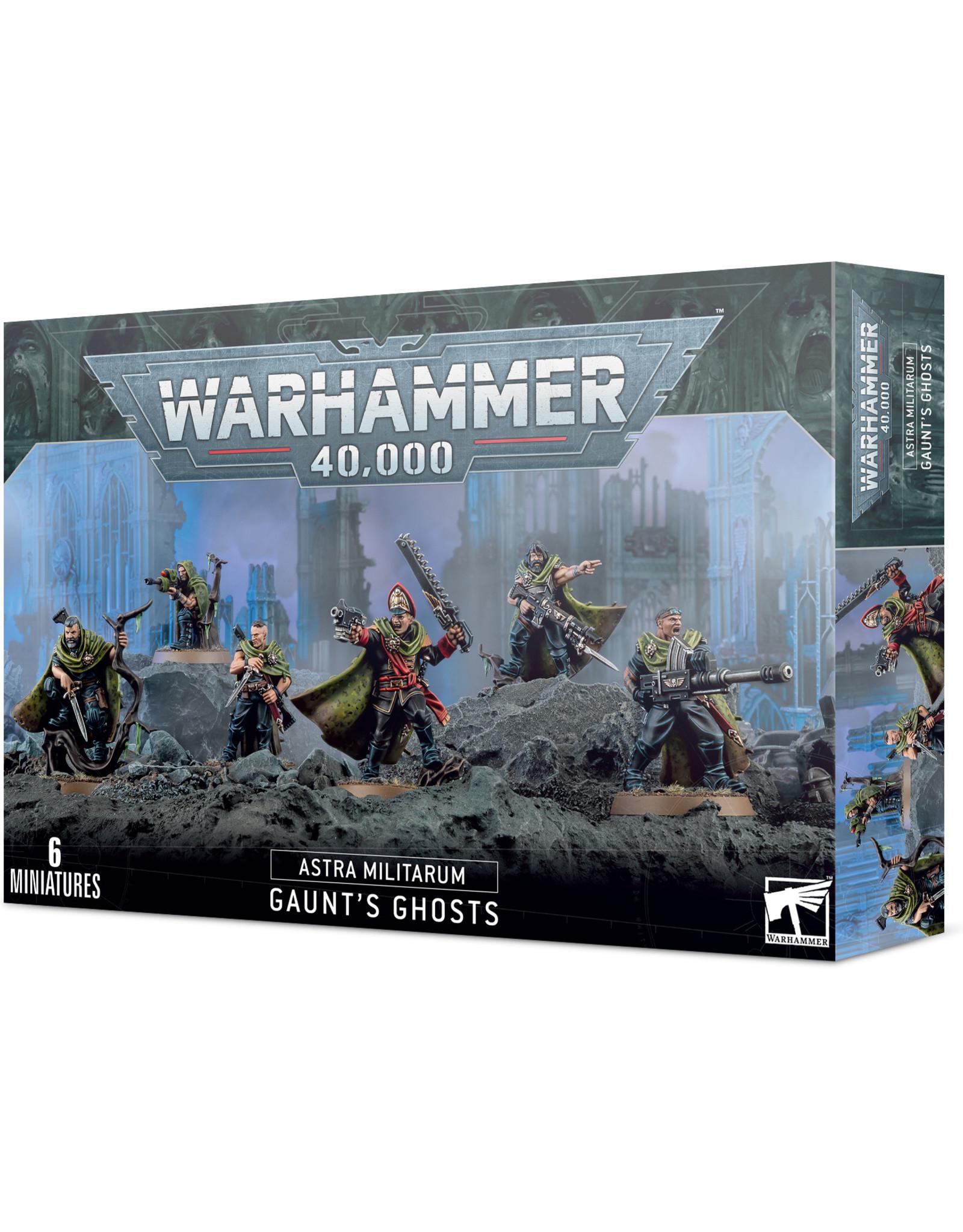 Games Workshop Astra Militarum Gaunt's Ghosts