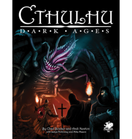 Chaosium Call of Cthulhu: Dark Ages Setting Guide