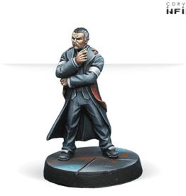 Corvus Belli Mercenaries O-12 High Commissioner (HVT/ Civi