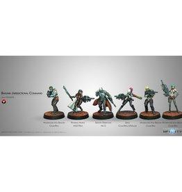 Corvus Belli Nomads Bakunin Jurisdictional Force (Sectorial Starter Pack)