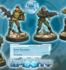 Corvus Belli Ariadna Line Kazak (Rifle)