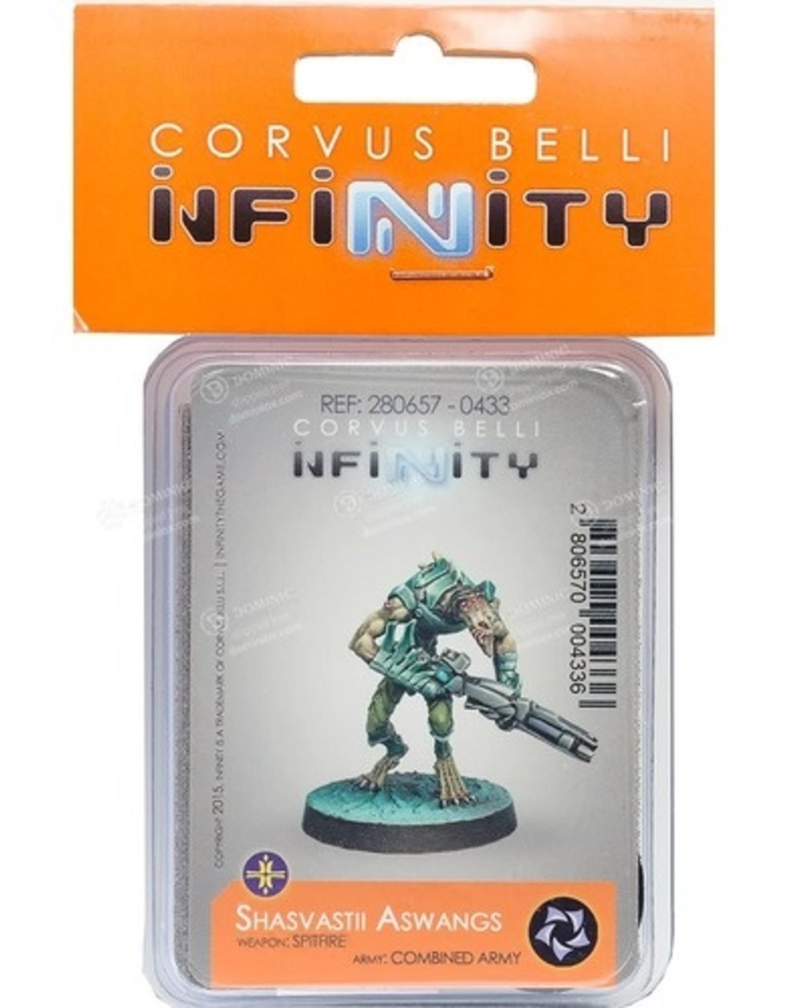 Corvus Belli Aswvangs (Spitfire)
