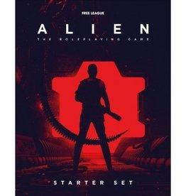 Free League Publishing Alien Roleplaying Game Starter Set