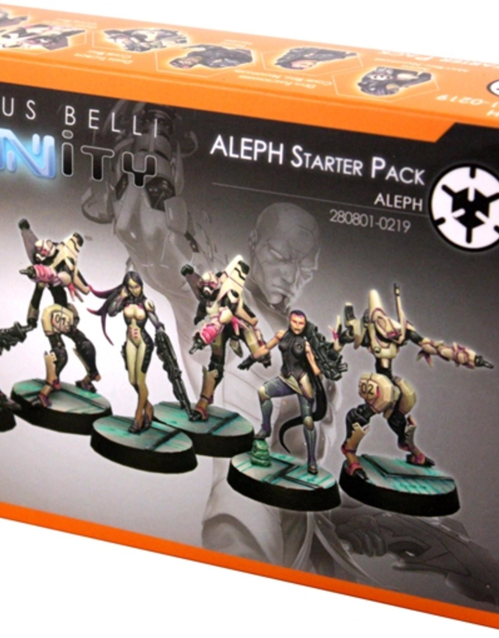 Corvus Belli Aleph Starter Pack