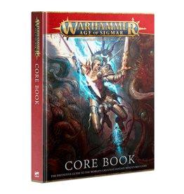 Games Workshop Age of Sigmar: Core Rule Book (EN)