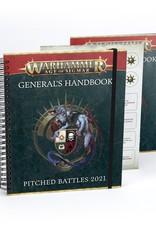 Games Workshop Age of Sigmar: General's Handbook / Pitched Battles (EN)