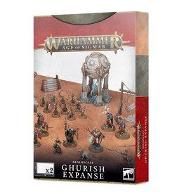 Games Workshop Age of Sigmar Realmscape: Gurish Expanse