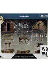 Wizkids 4D Settings: Homestead