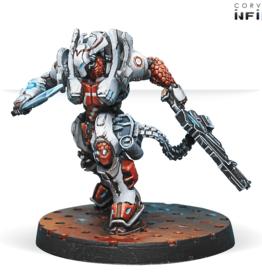 Corvus Belli Taskmaster, Bakunin SWAST Team (HMG)