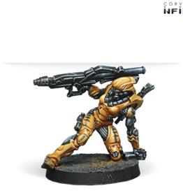 Corvus Belli Wu Ming Assault Corps (hvy RL)