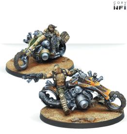 Corvus Belli Kum Motorized Troops (2)