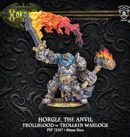 Privateer Press Horgle the Anvil
