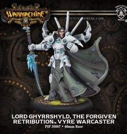 Privateer Press Lord Ghyrrshyld, the Forgiven