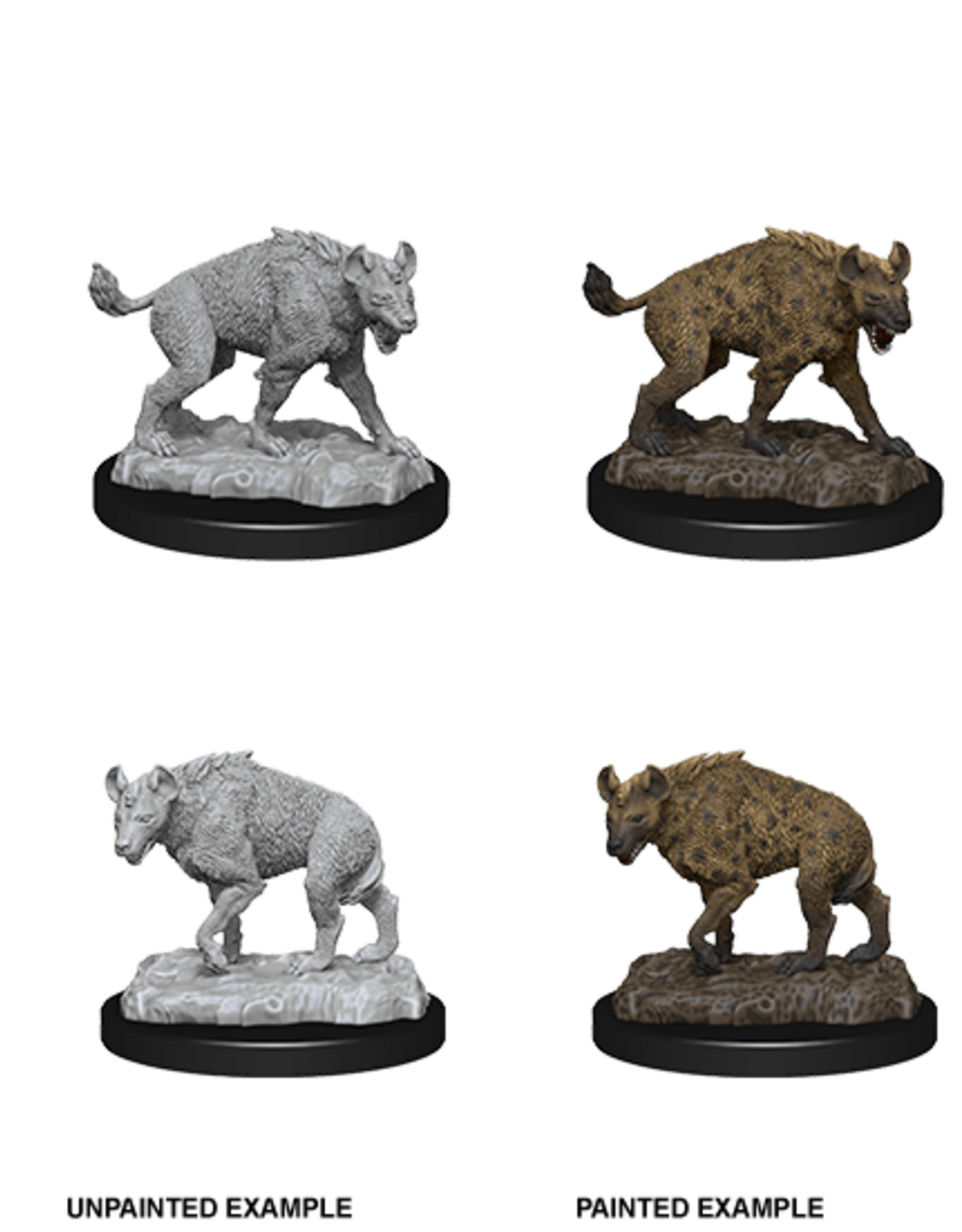 Wizkids D&D Nolzur's Marvelous Miniatures Hyena's