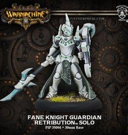 Privateer Press Fane Knight Guardian