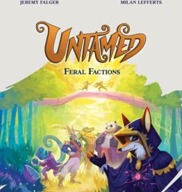 Grumpy Owl Games Untamed: Feral Factions Collectors Edition (EN)