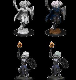 Wizkids D&D Nolzur's Marvelous Miniatures Changeling Cleric