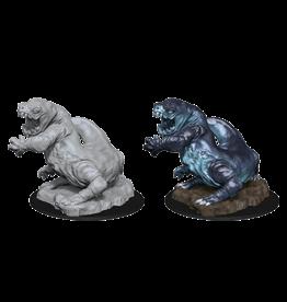 Wizkids D&D Nolzur's Marvelous Miniatures Frost Salamander
