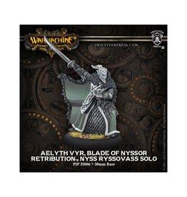 Privateer Press Aelyth Vyr, Blade of Nyssor