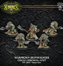 Privateer Press Warpborn Skinwalkers Unit