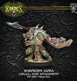 Privateer Press Warpborn Alpha