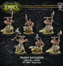 Privateer Press Tharn Ravager Unit
