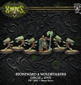 Privateer Press Stoneward and Woldstalkers