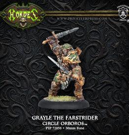 Privateer Press Grayle the Farstrider