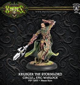 Privateer Press Krueger the Stormlord