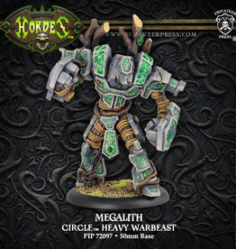 Privateer Press Megalith  inc resin