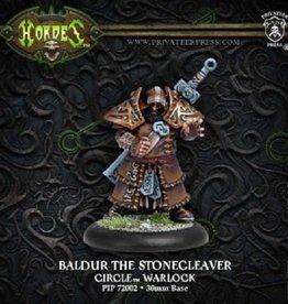 Privateer Press Baldur the Stonecleaver