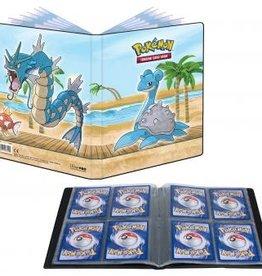 Ultra Pro Portfolio Pokemon Gallery Series Seaside 4-Pocket