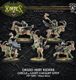 Privateer Press Druid Mist Riders