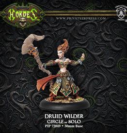 Privateer Press Druid Wilder