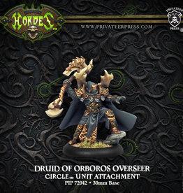 Privateer Press Druids of Orboros Overseer